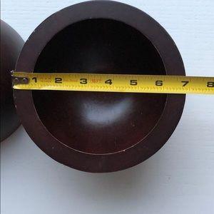Furio home Dining - Wood bowls